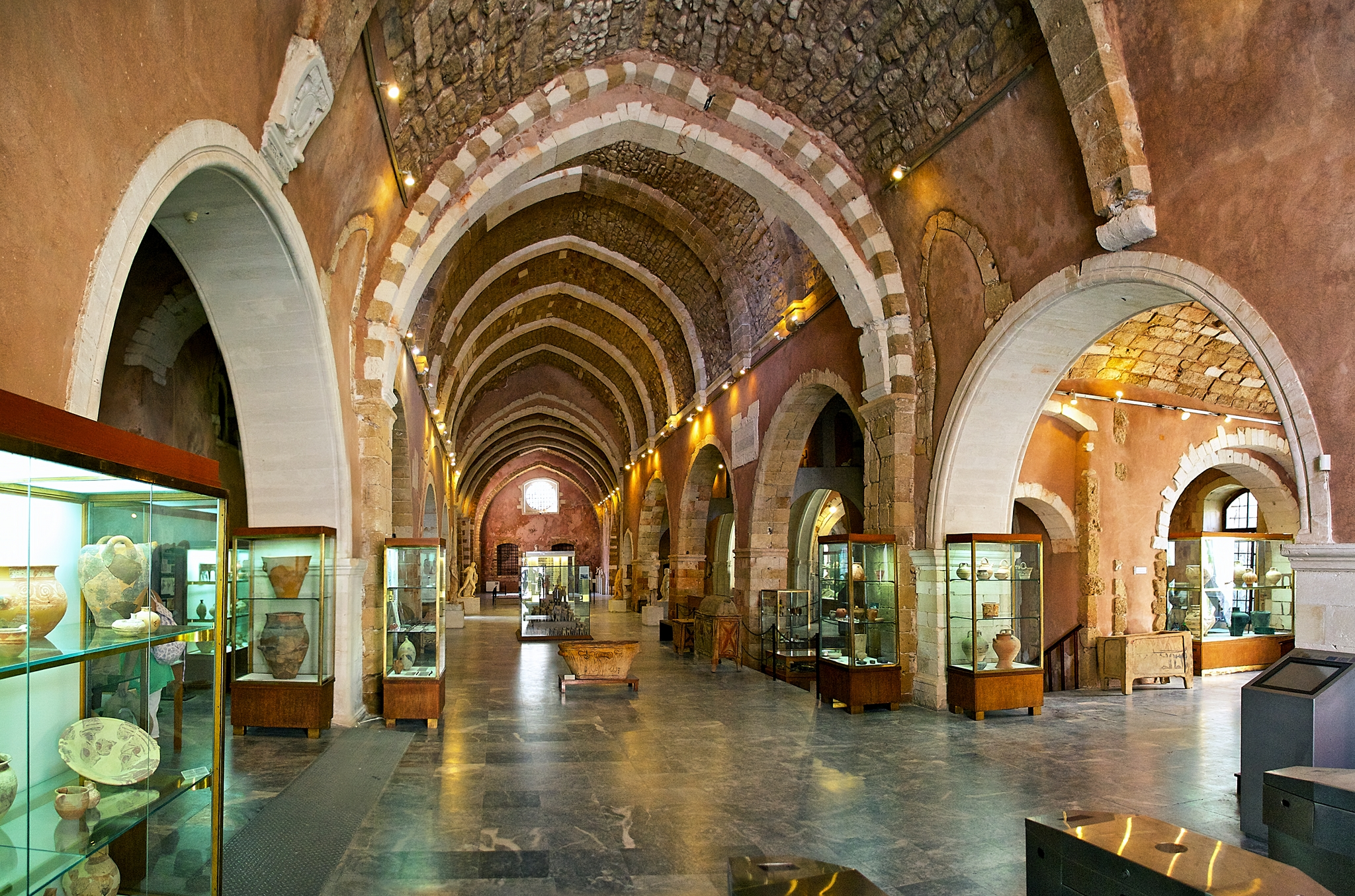 Archaeological Museum of Chania Arkadi Hotel