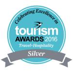 Arkadi Hotel SILVER Tourism Award 2016