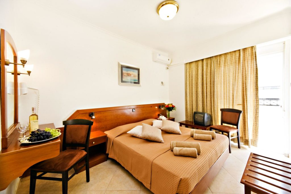 Double Room 1 Arkadi Hotel Chania city center Crete