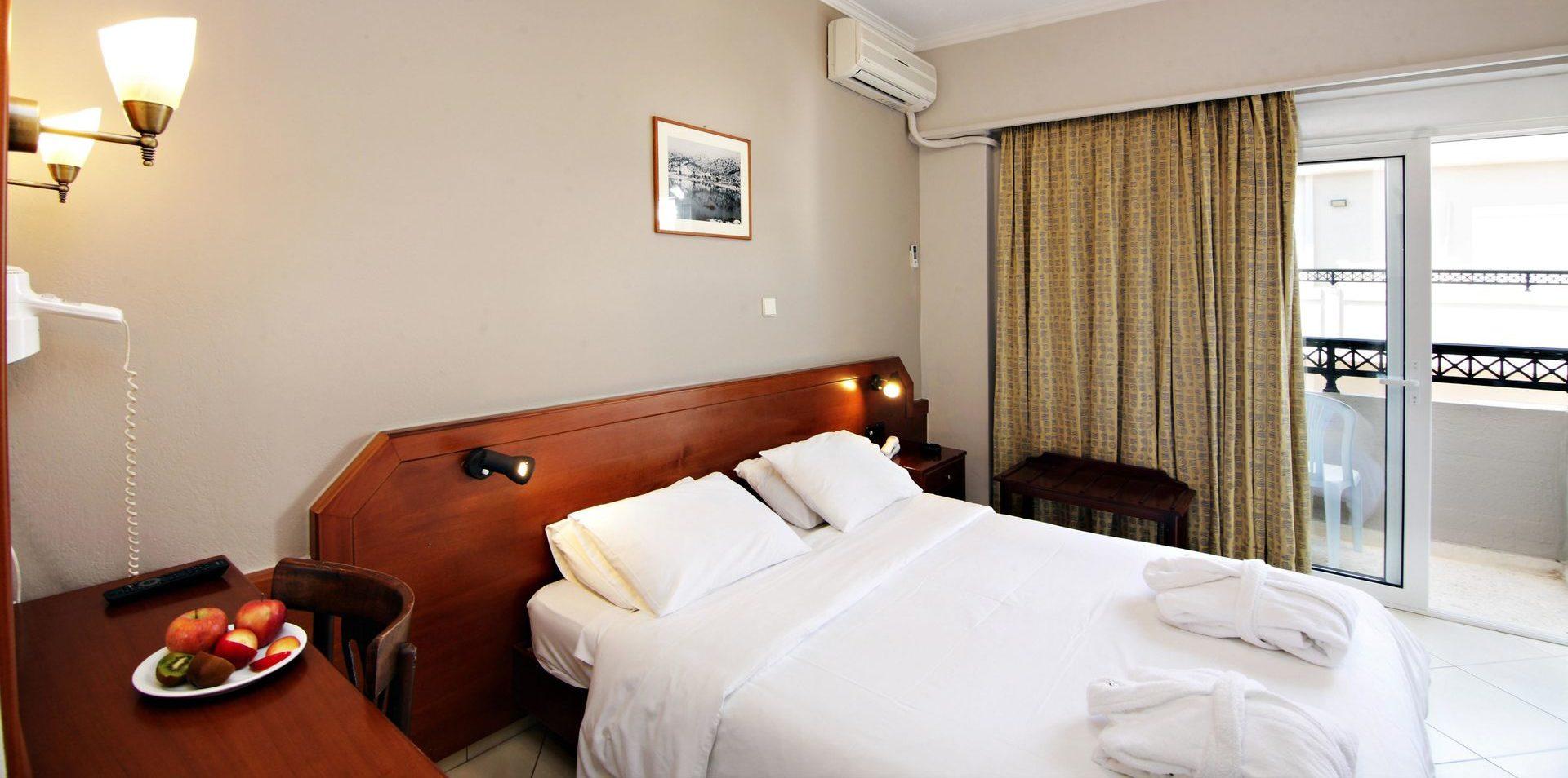 Economy Double Room 1 Arkadi Hotel Chania city center Crete