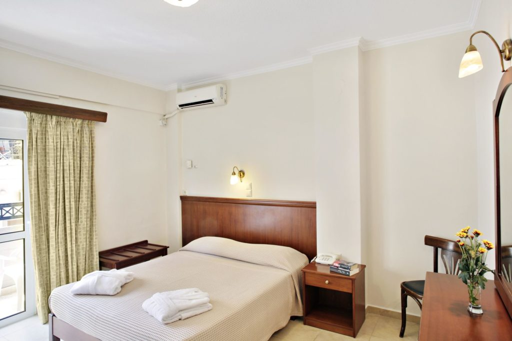 Economy Double Room 2 Arkadi Hotel Chania city center Crete