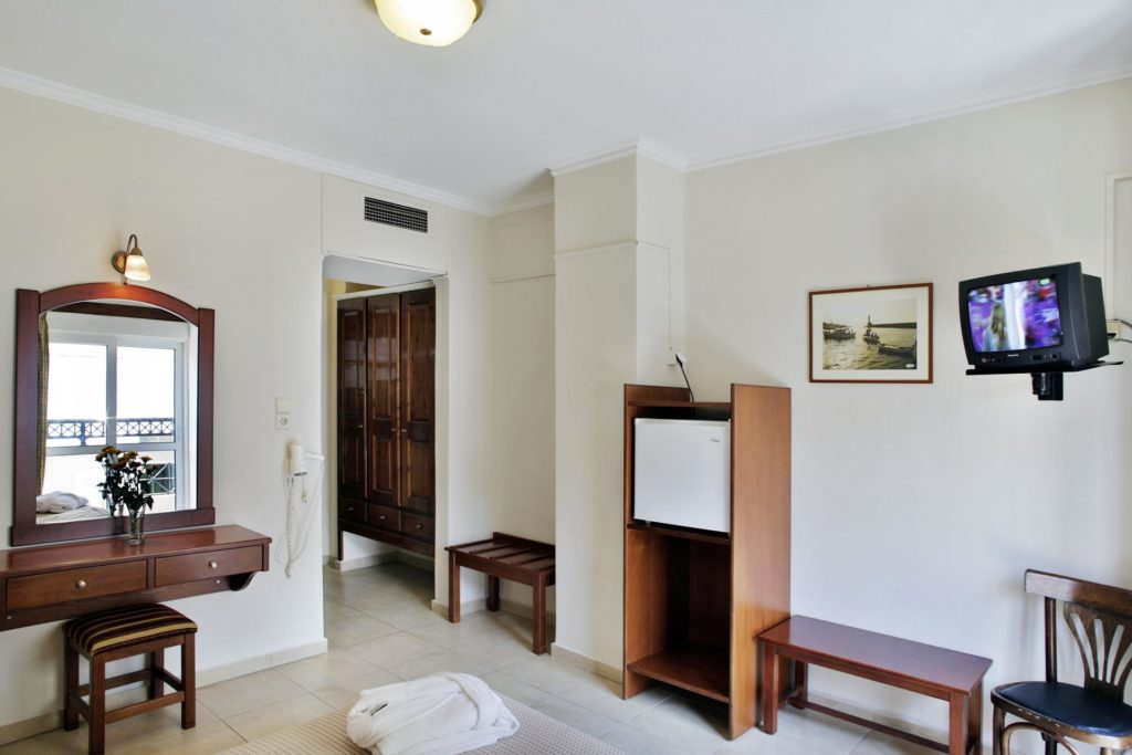 Economy Double Room Arkadi Hotel Chania city center Crete