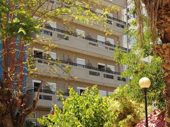 Hotel Exterior Day Horizontal 2 Arkadi Hotel Chania city center Crete