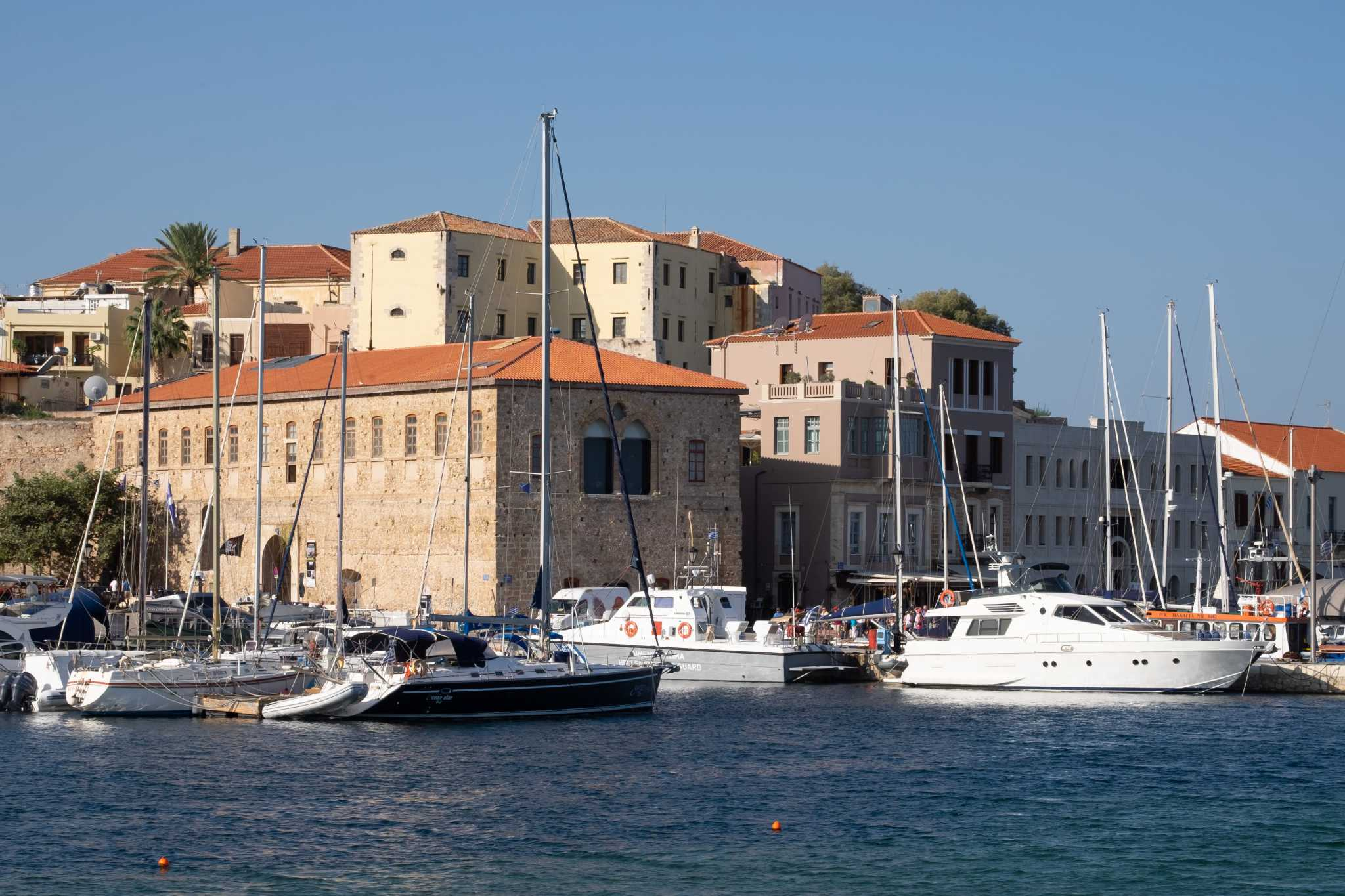 Grand Arsenal Chania