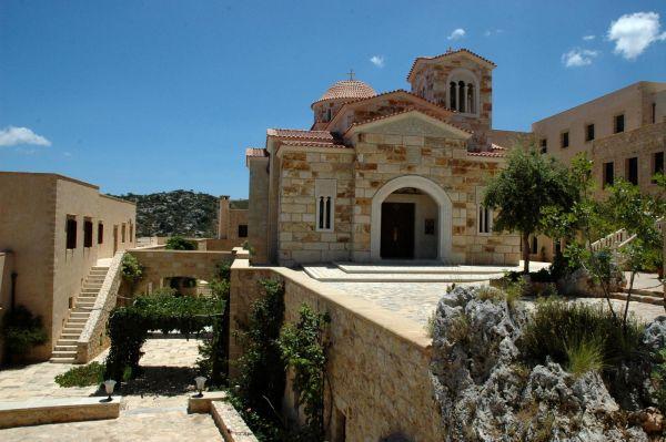 Chrysopigi Monastery