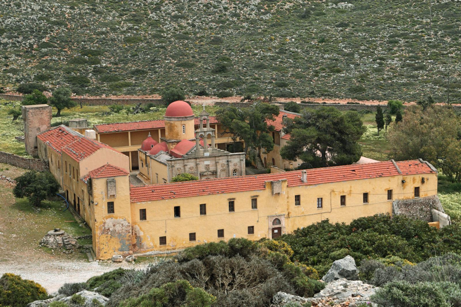 Gouvernetou Monastery