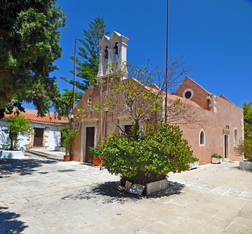 Ioannis Prodromos Monastery at Korakies